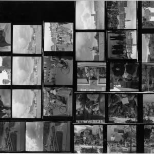 212-003 - Contact prints