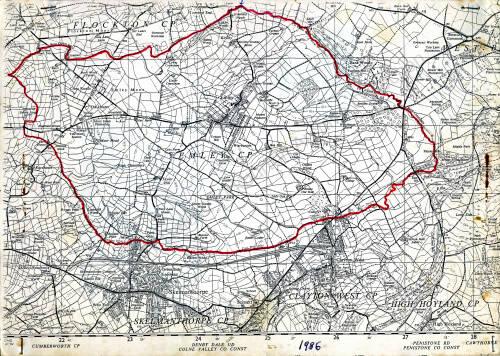 002 The Ordnance Survey route 1986