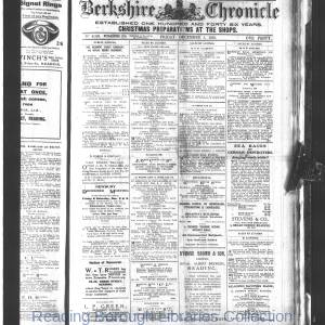 Berkshire Chronicle Reading 12-1916