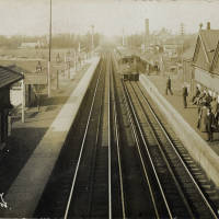 Formby Train Station