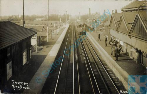 Formby Train Station