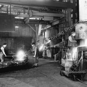 Newton Chambers ltd, Light castings dept