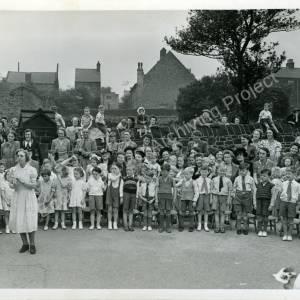1950's May Queens (b)