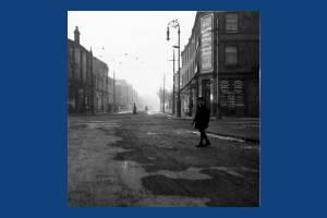 Broadway Corner, Wimbledon, seen from Latimer Road