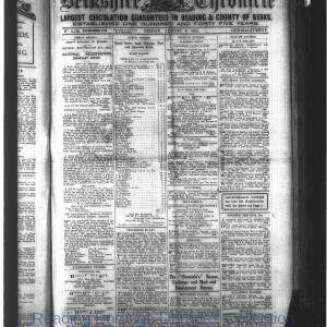 Berkshire Chronicle Reading 08-1915