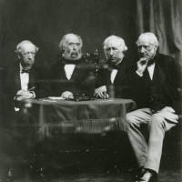 Presidents' gallery