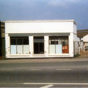 Commercial Road, Hereford c1990