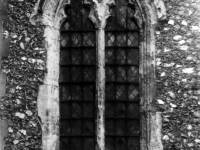 Window at St Mary's Church, Merton