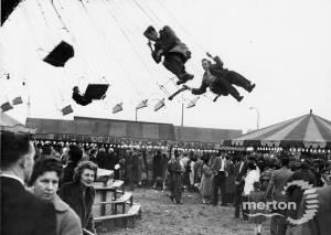 Mitcham Whitsuntide Fair