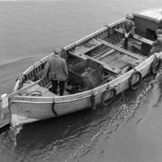 Fishing Boat, South Shields