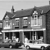 Shops  75-77 Coronation Road Crosby, 1986