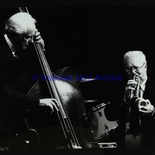 Bob Haggart and Yank Lawson (left to right)