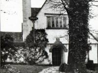 Home of Ethel Mannin, Burghley Road, Wimbledon