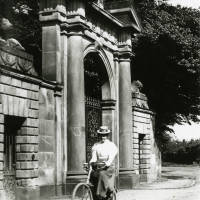 Ince Blundell Hall Gates