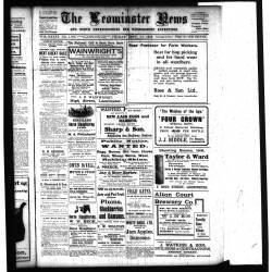 Leominster News - September 1916