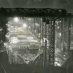 Floodlit Shipbuilding