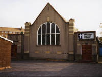 Mitcham Baptist Church, London Road