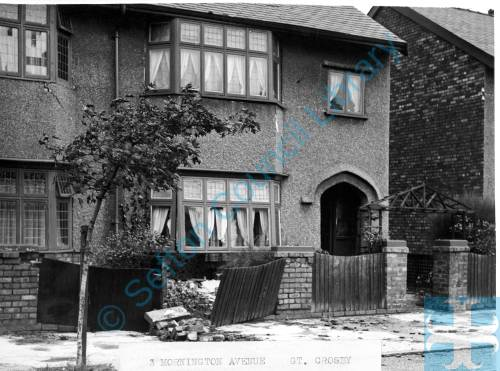 3 Mornington Ave, Crosby, May 1941