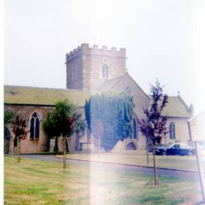 St Peters Church, Bromyard, 1983
