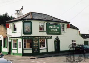 Princess Royal public house, 25 Abbey Road