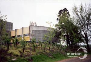 Morden Park, Morden: Swimming Pool