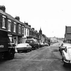 James Mather Street
