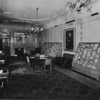 1 Birdcage Walk, Mezzanine reading room