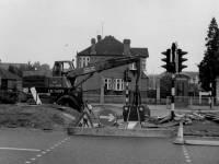 Bushey Road junction with Martin Way, Raynes Park