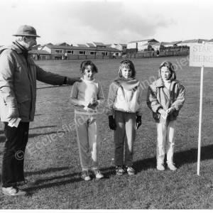 Burncross Junior School Funds in Reverse 1986