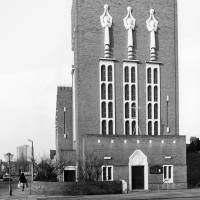 St Monica's Church Bootle 1982