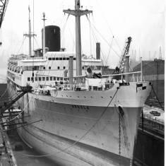 Angola, Smith's Dock, NorthShields