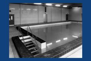 Morden Park, Morden: Swimming Pool Interior