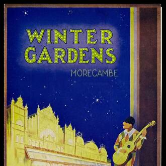 Winter Gardens, Morecambe, March 1953