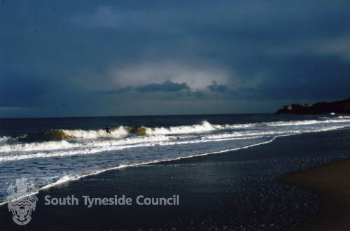 Sunrise at Sandhaven Beach