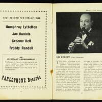 National Federation of Jazz Organisations, Royal Festival Hall - 1951 011