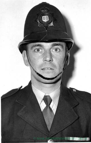 Police Constable Short of Hereford.