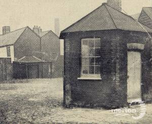 Old Toll-house, Coppermill Lane, Wimbledon
