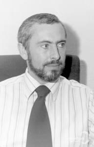 Christopher Carter, Borough Surveyor, Merton Council