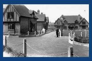 Mitcham Garden Village: Built 1928-1932