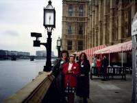 Wimbledon Library staff at the House of Commons