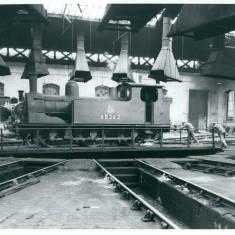 Class J71 Locomotive No. 68262