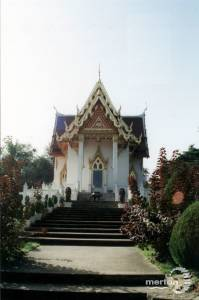 The Buddapadipa Thai Temple, Calonne Road,  Wimbledon