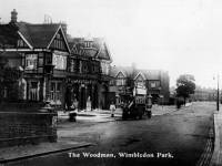 Durnsford Road, Wimbledon Park: The Woodman