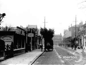 Worple Road, Wimbledon
