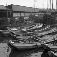 Fishing Boats at North Shields Fish Quay