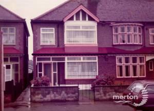 Martin Way, No. 14, Merton Park