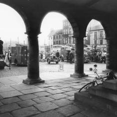 Fire Brigade in the Market Square