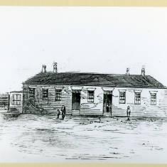 Brandling Station Building