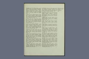 Memorial Index for Private Joseph Walker