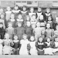 Class of School Children